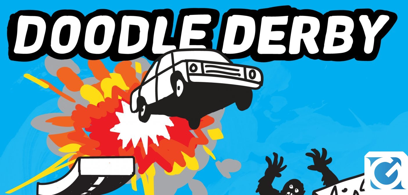 Doodle Derby (ex FromTo) è disponibile per PC e pre-ordinabile per Switch