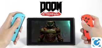 DOOM Eternal arriva su Nintendo Switch!