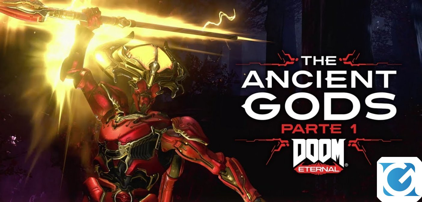 DOOM Eternal: The Ancient Gods PARTE 1 è appena stato annunciato