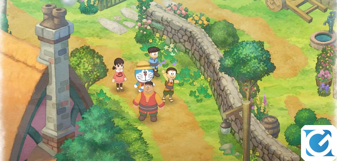 Doraemon Story of Seasons ha una data d'uscita