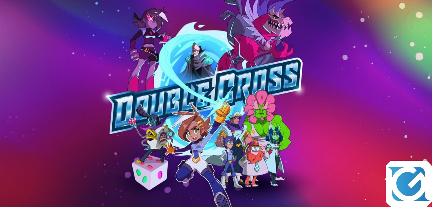 Double Cross è disponibile per PC e Switch