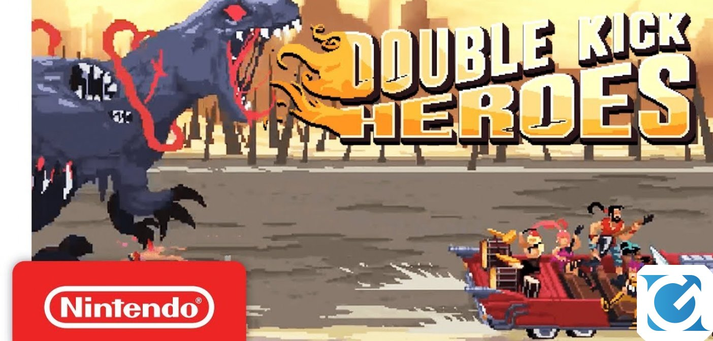 Double Kick Heroes ha una data d'uscita