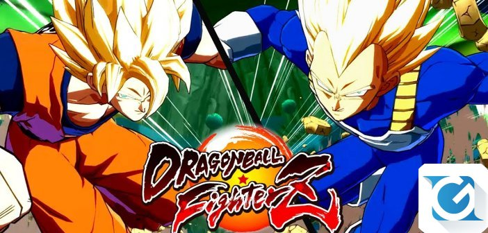 Dragon Ball FighterZ il 28 marzo arriva il primo DLC