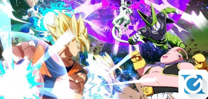 Dragon Ball Fighterz e' disponibile