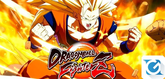 DRAGON BALL FighterZ  arriva su Switch a settembre