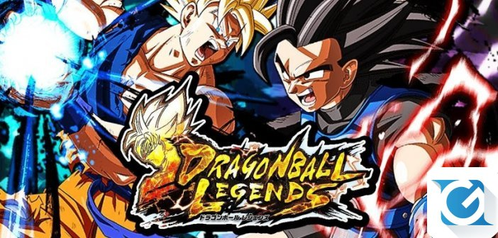 DRAGON BALL LEGENDS arriva su iOS e Android