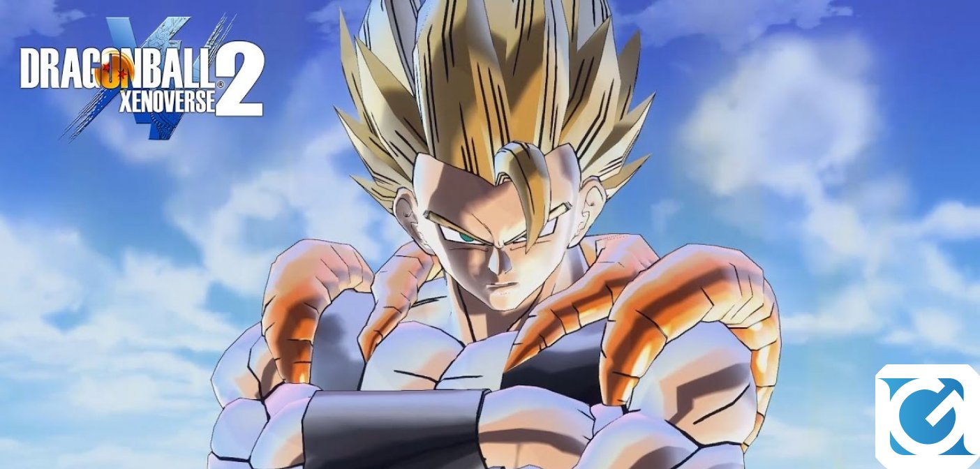 Gogeta sarà giocabile in DRAGON BALL XENOVERSE 2 - Extra Pack 4