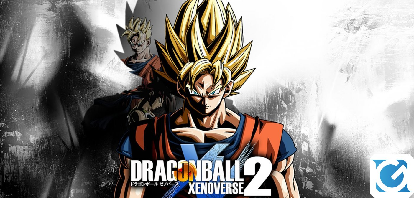 DRAGON BALL XENOVERSE 2: Extra pack 4 disponibile da domani