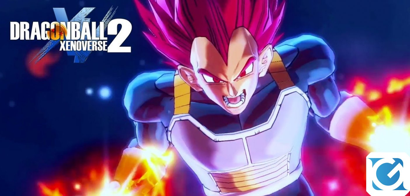 L'ultra Pack 1 per Dragon Ball Xenoverse 2 sarà disponibile da domani
