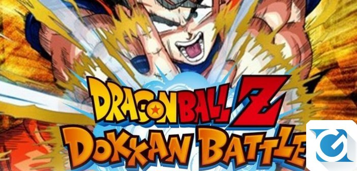 Dragon Ball Z Dokkan Battle compie 3 anni: nuovi eventi in-game