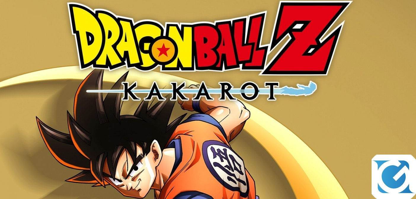 DRAGON BALL Z: KAKAROT è disponibile su PC e console
