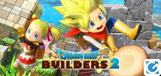 DRAGON QUEST BUILDERS 2 arriva su PC a dicembre