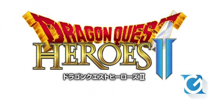 Dragon Quest Heroes II disponibile la demo per Playstation 4