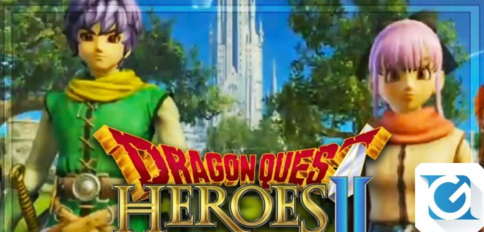 Dragon Quest Heroes II  The Twin Kings