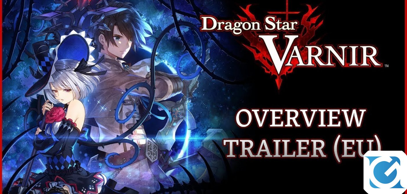 Nuovo trailer per Dragon Star Varnir