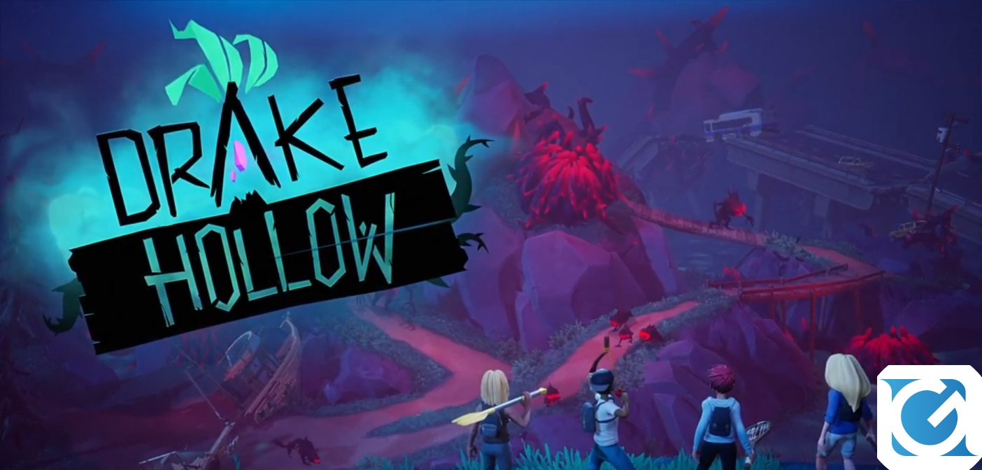 Drake Hollow è disponibile su PC e XBOX One