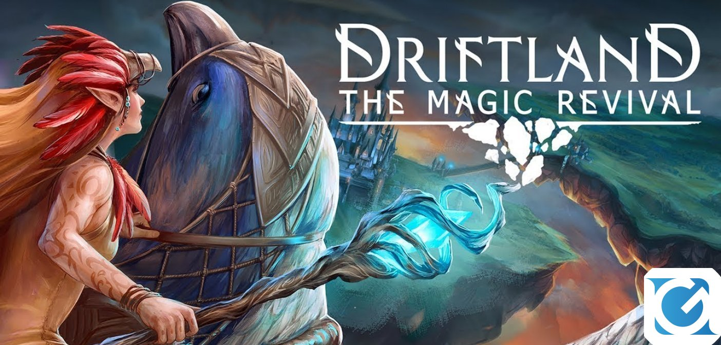 Driftland: The Magic Revival arriverà su console nel corso del 2020