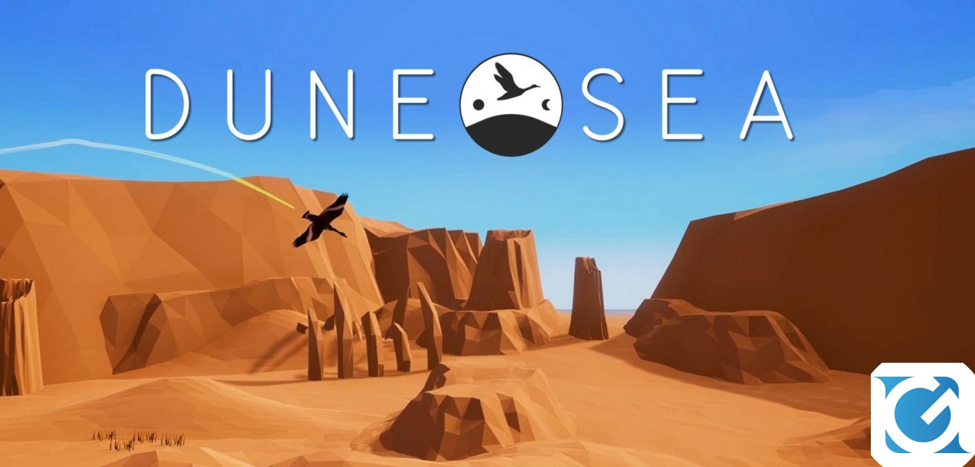 Dune Sea è disponibile su Switch