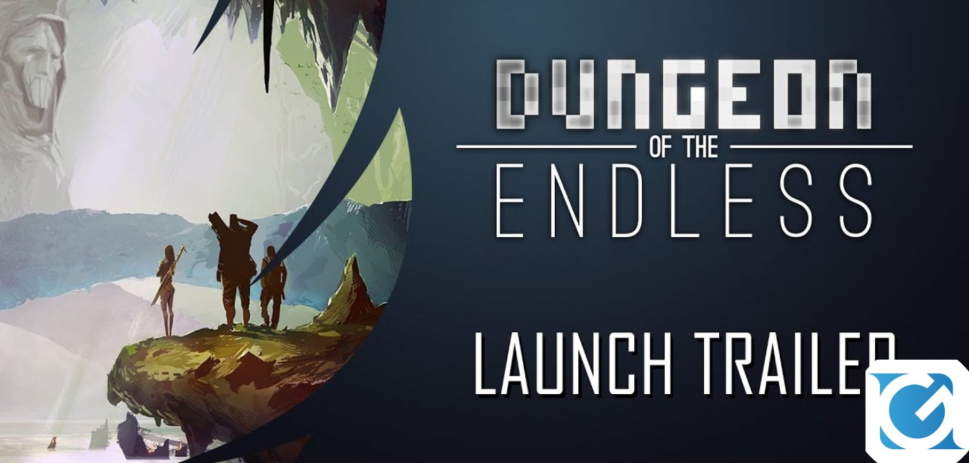 Dungeon of the Endless è disponibile per Nintendo Switch