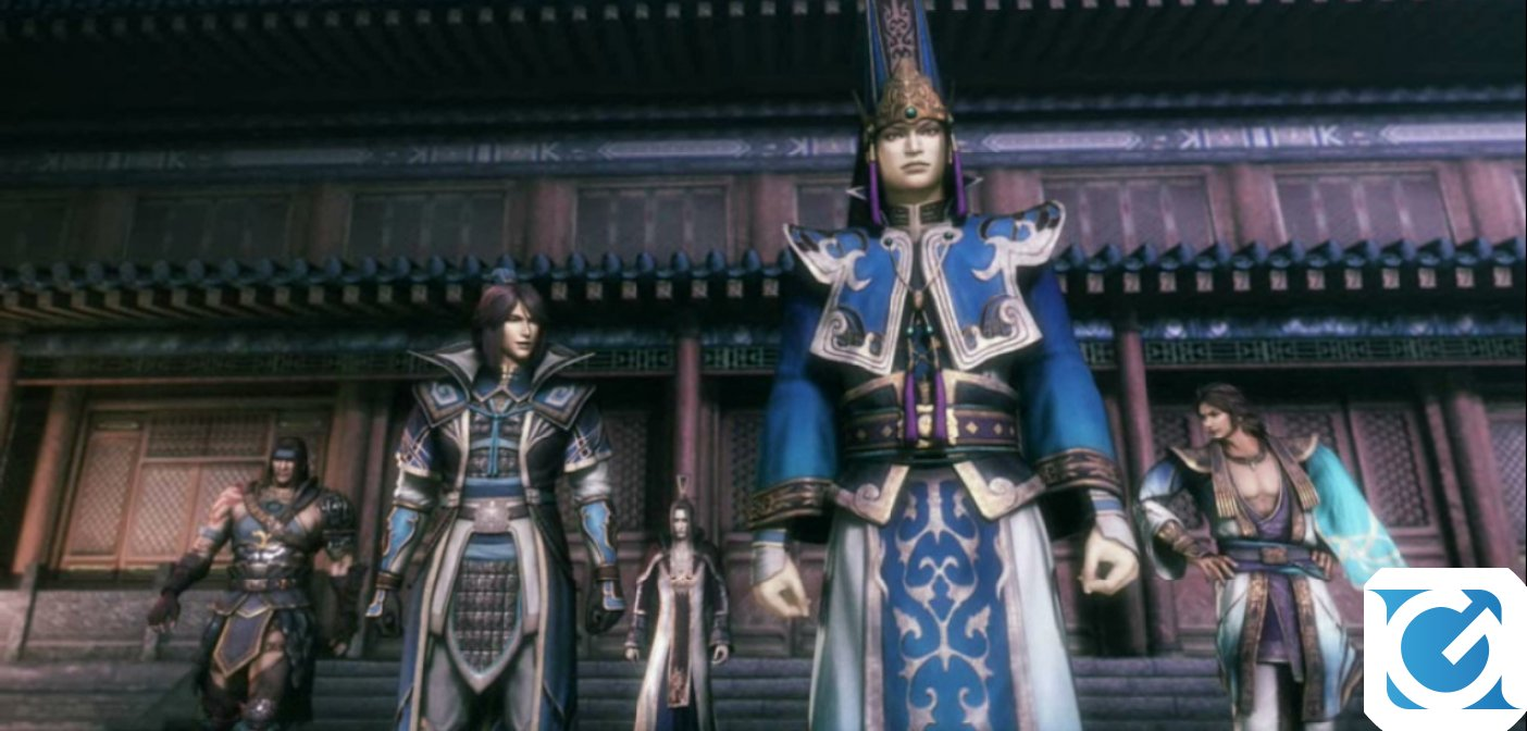 DYNASTY WARRIORS 7: Xtreme Legends Definitive Edition è disponibile su Steam