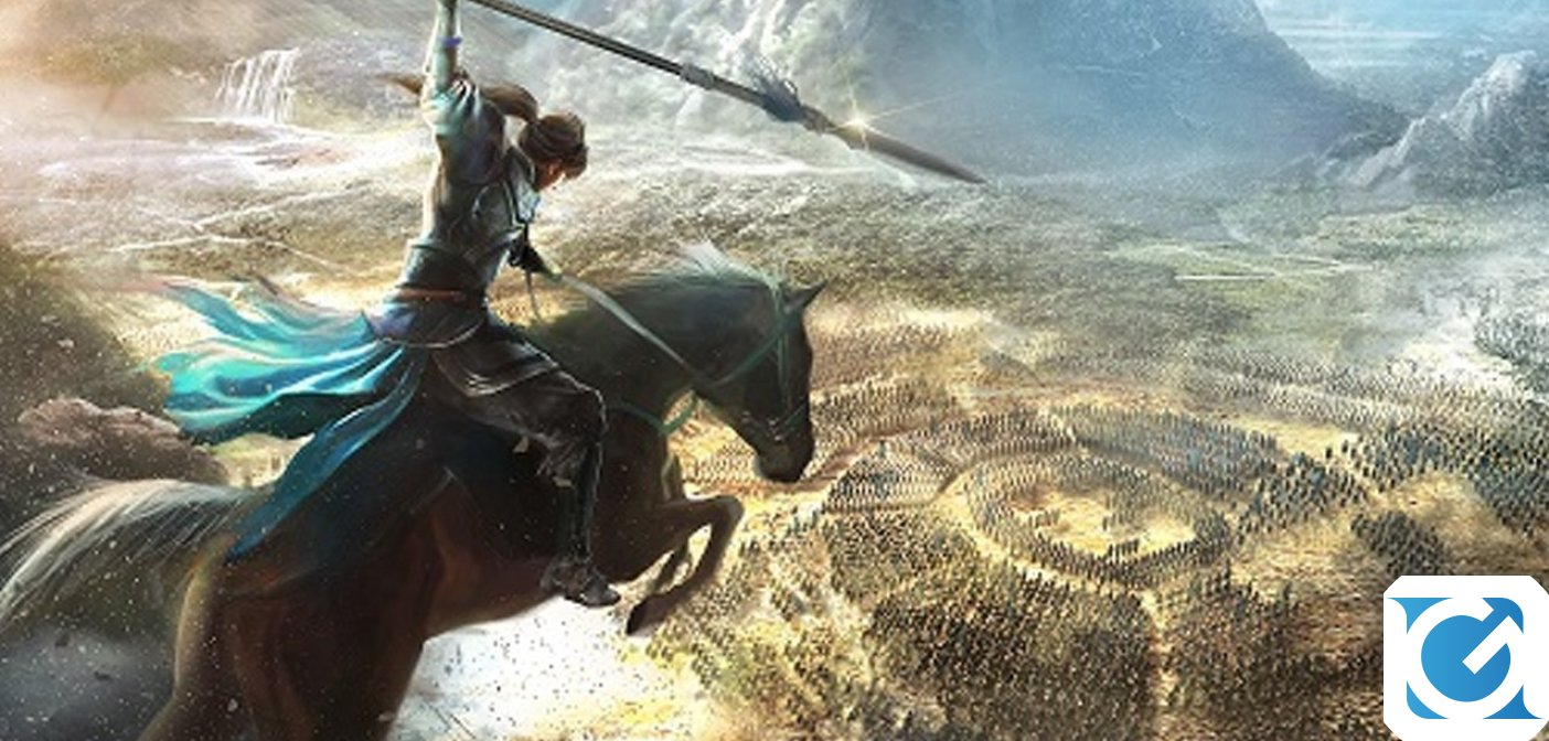 Dynasty Warriors 9 si aggiunge alla line-up di Playstation Hits