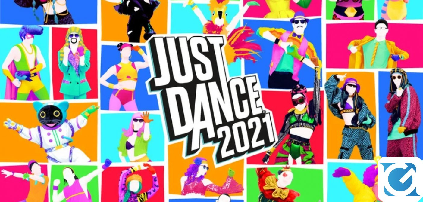 E' ora di ballare, Just Dance 2021 è disponibile
