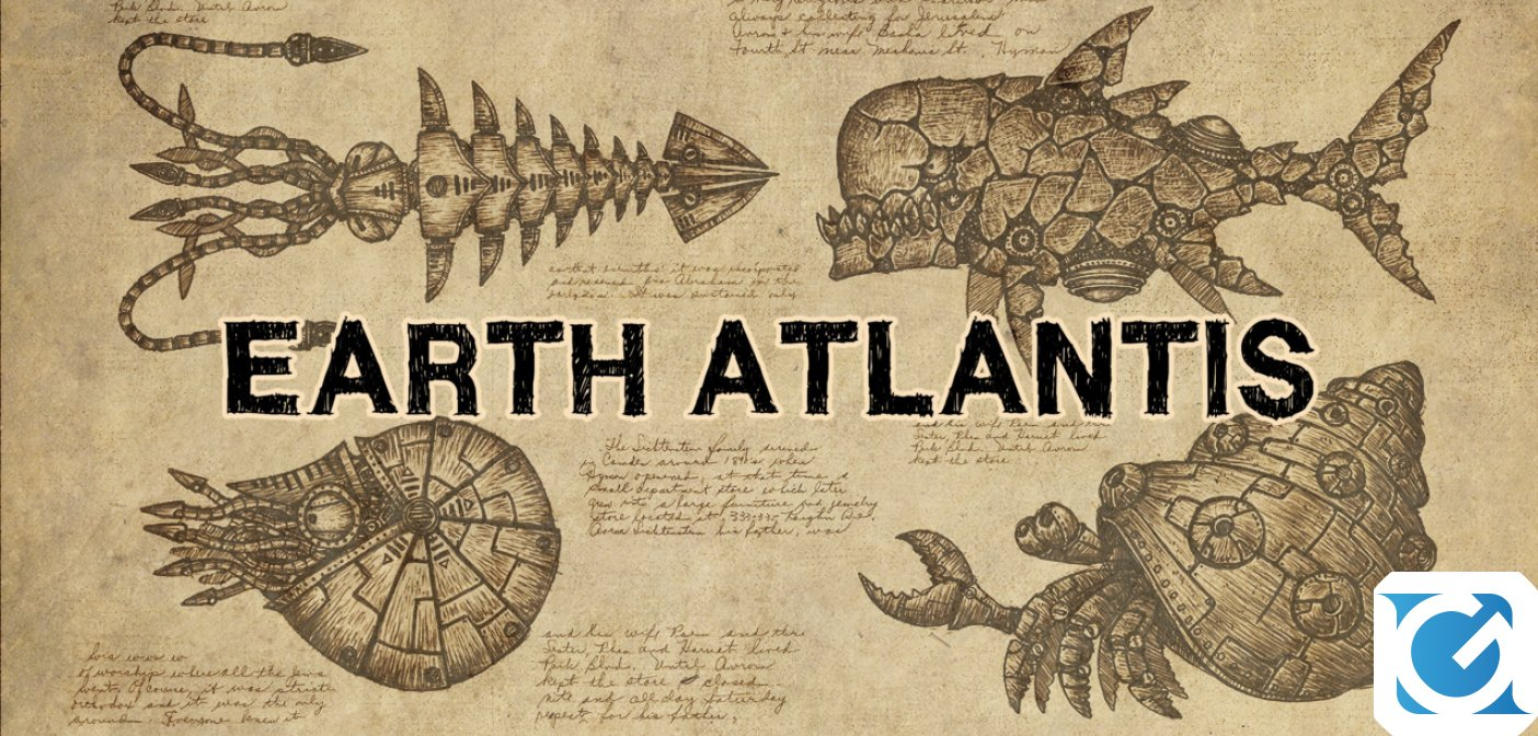 Earth Atlantis è disponibile su Steam