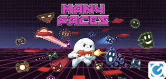 Eastasiasoft presenta Many Faces: un nuovo retro arcade shooter