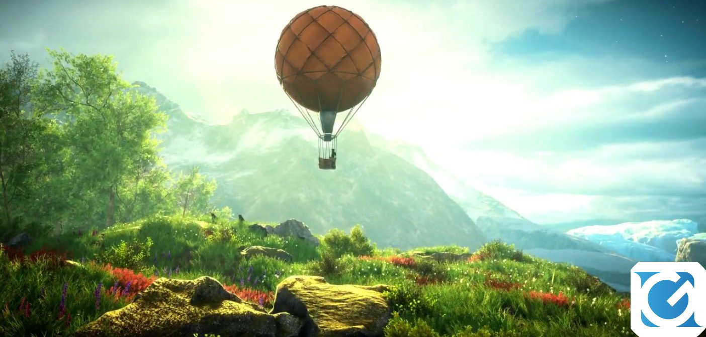 Eastshade arriva ad ottobre su XBOX One e Playstation 4