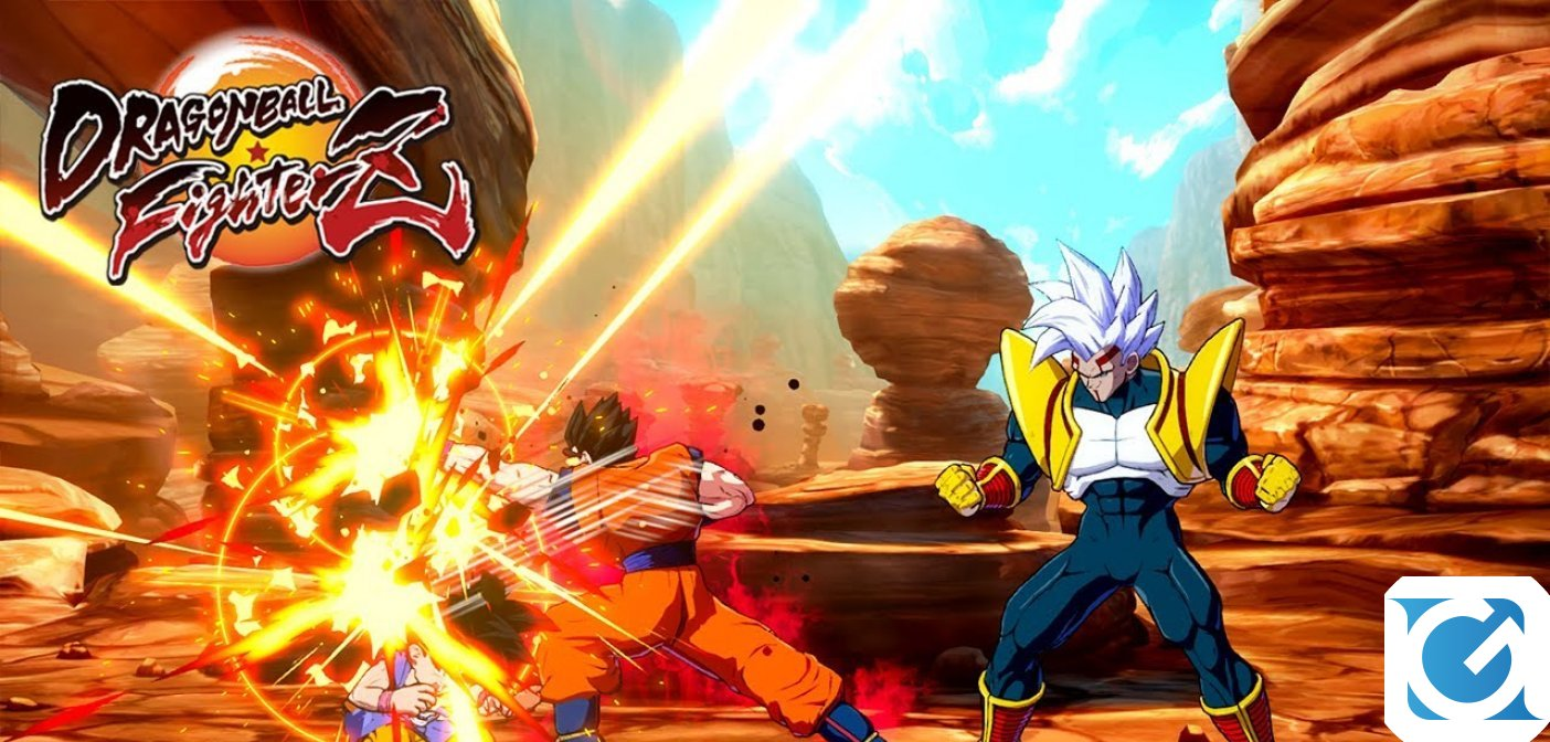 Ecco Super Baby 2 in azione in Dragon Ball FighterZ