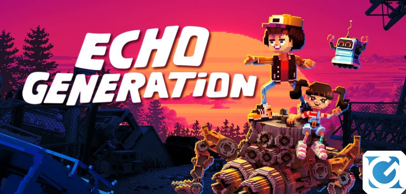 Echo Generation arrivarà su PC, XBOX One e Series X nel 2021