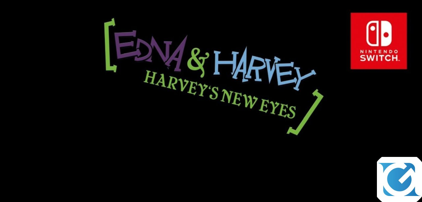 Edna & Harvey: Harvey's New Eyes è disponibile per XBOX One, PS 4 e Switch