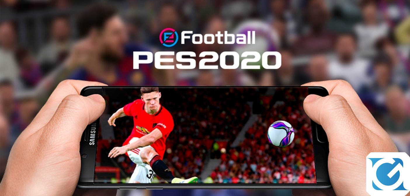 eFootball PES 2020 Mobile