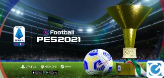 eFootball PES 2021 Season Update: il Data Pack 2.0 è disponibile