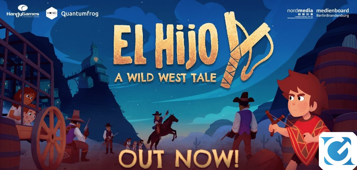 El Hijo - A Wild West Tale è disponibile per console