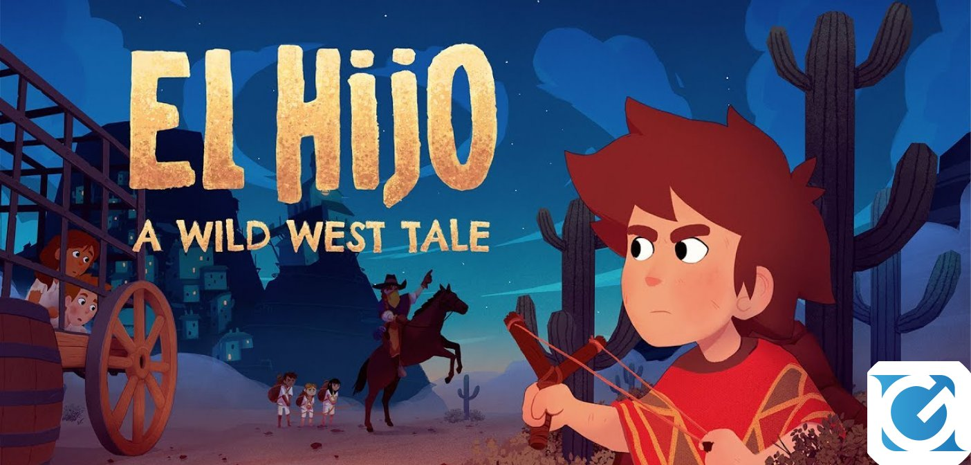 El Hijo - A Wild West Tale è disponibile per PC e Stadia