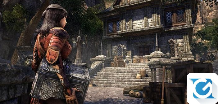 Homestead e' disponibile per The Elder Scrolls Online