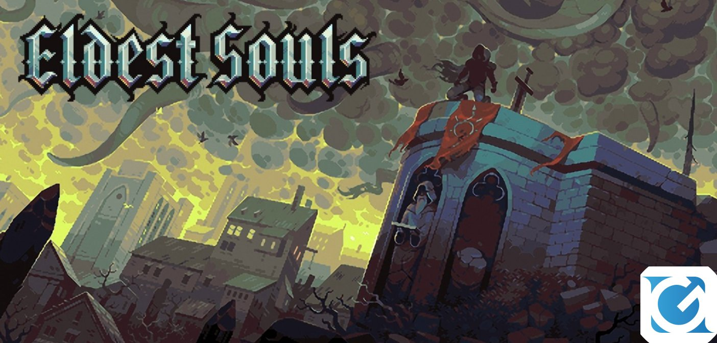 Eldest Souls arriva su Nintendo Switch quest'estate