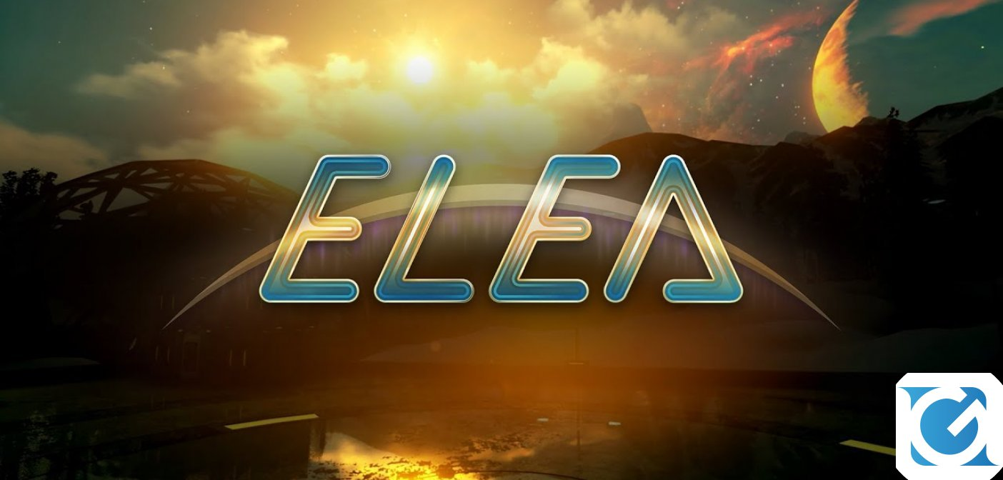 Elea è disponibile anche su Playstation 4