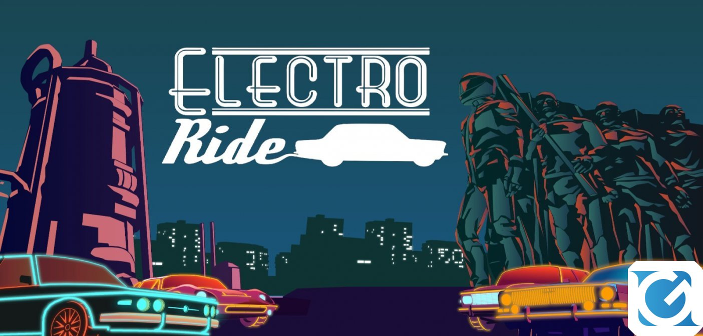 Electro Ride: The Neon Racing è disponibile per Nintendo Switch e PC