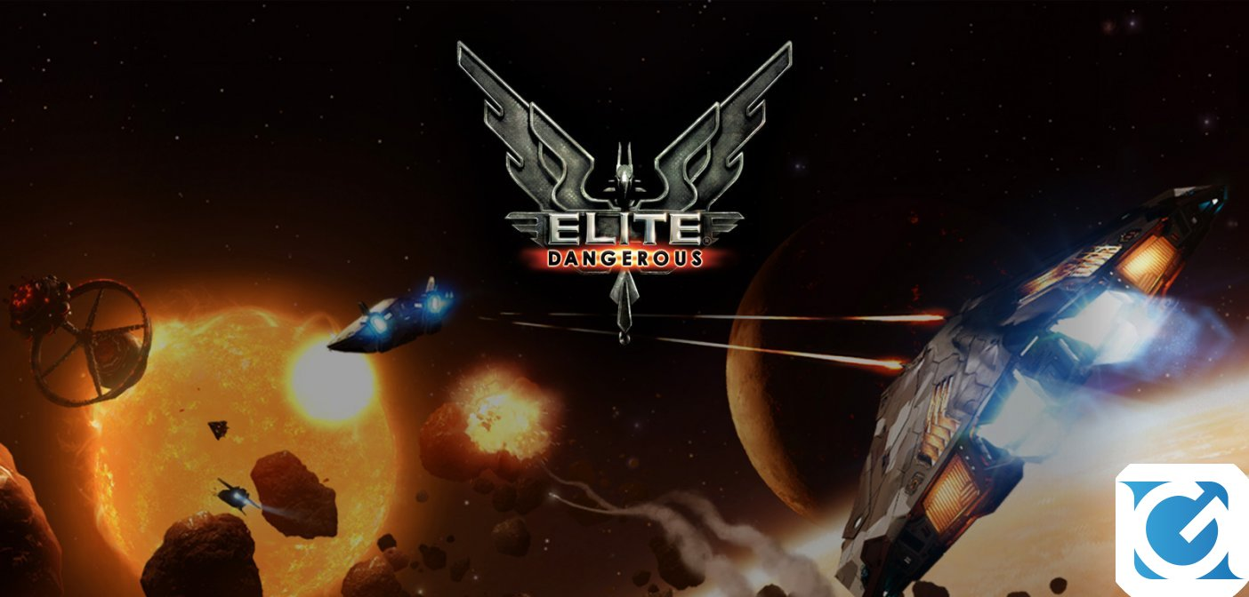 Elite Dangerous: Beyond l'11 dicembre arriva il Chapter Four