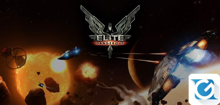 Elite Dangerous sara' disponibile per PlayStation 4 il 27 Giugno