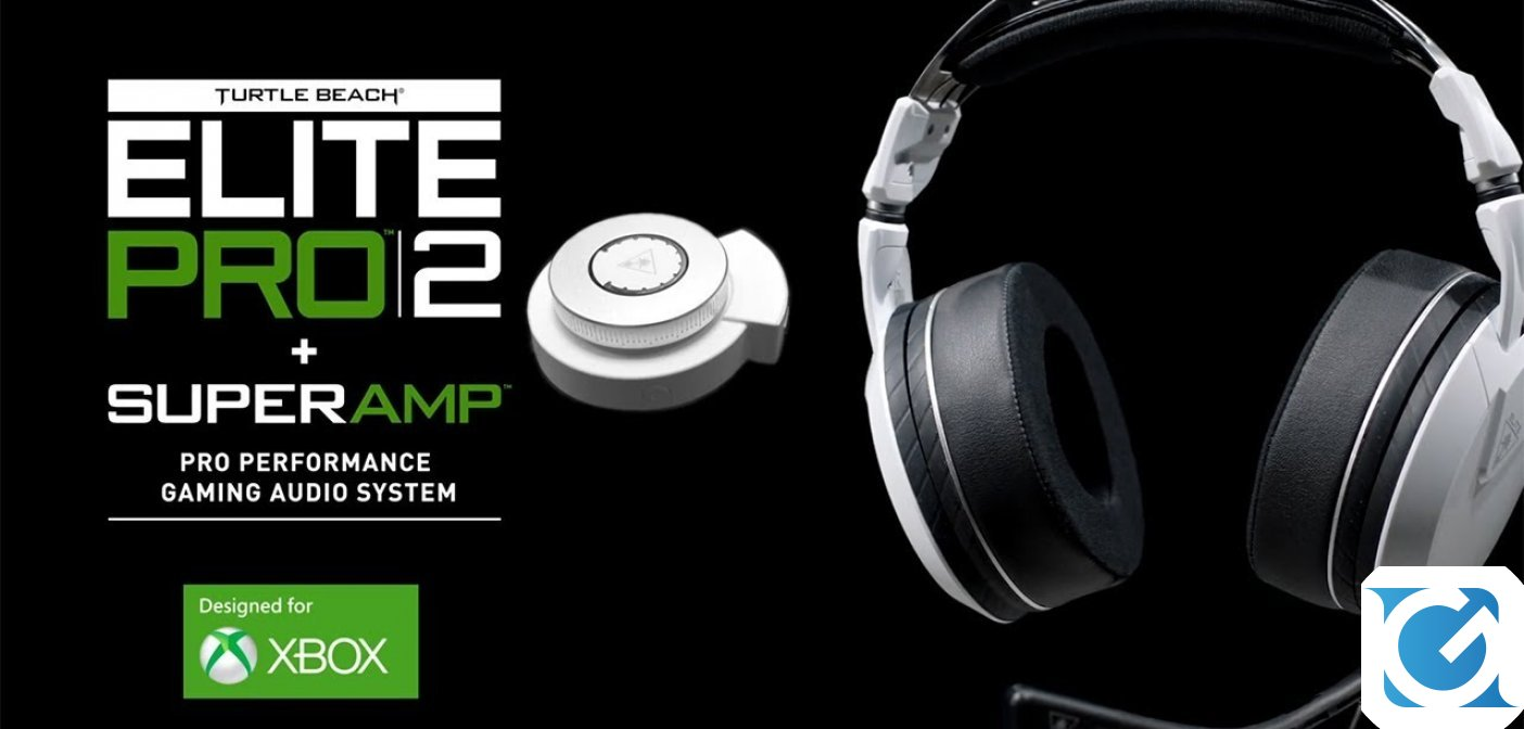 Elite Pro 2 + SuperAmp sono disponibili