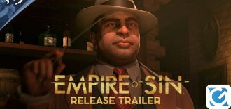 Empire of Sin è disponibile in tutto il mondo!
