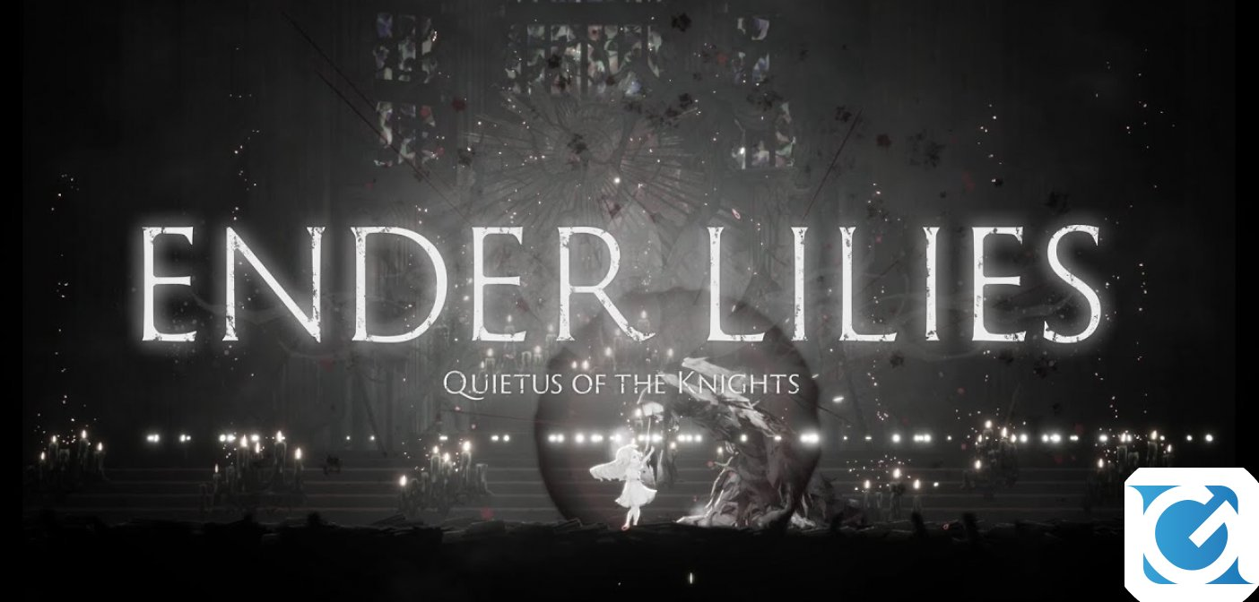 ENDER LILIES: Quietus of the Knights annunciato per PC e console