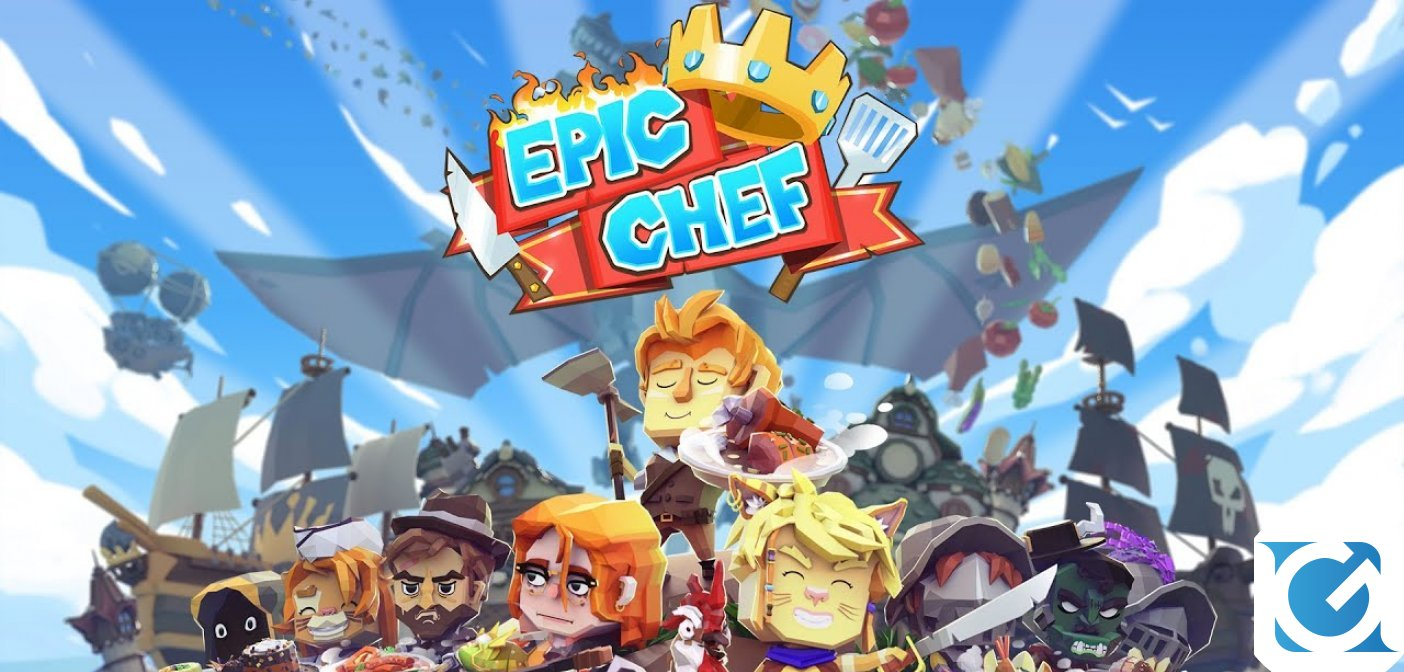 Epic Chef sta arrivando su Console e PC