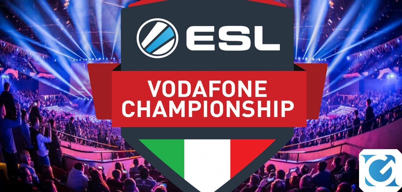 Italian Esports Open 2018 by Vodafone e Lucca Comics & Games