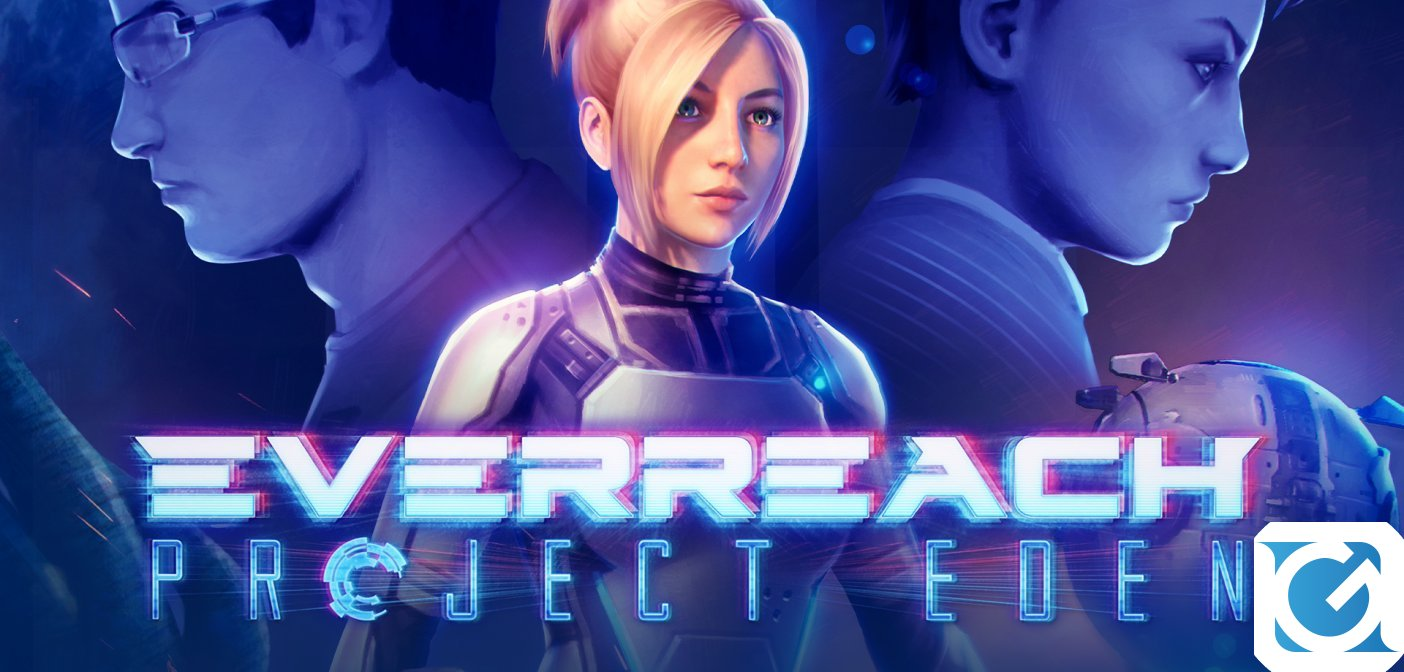 Recensione Everreach: Project Eden - Headup presenta la sua space opera