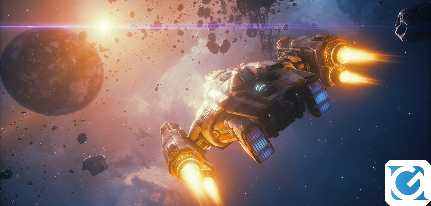 EVERSPACE è disponibile su Google Stadia
