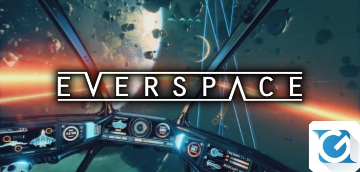 Everspace arriva su Playstation 4